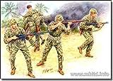 マスターボックス 1/35 アメリカ海兵隊 タラワ1943