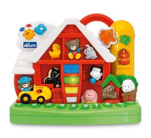 Chicco Toys Talking Farm front-1078260