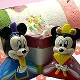【送料無料】ひなまつりセット 〜ミッキー&ミニーを飾ってたのしいひな祭りを…〜