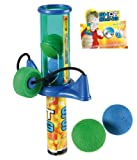 Outdoors Toy - Sling Shot and 3 Balls-Outdoor Fun Toy - Childs/Children Perfect Ideal Christmas Stocking Filler Gift Present