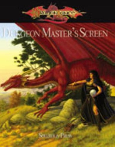 Dragonlance Dungeon Masters Screen