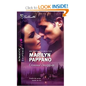 Amazon.com: Criminal Deception (Silhouette Romantic Suspense ...