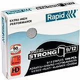 Rapid 9/12 Super Strong Staples for HD9 Stapler