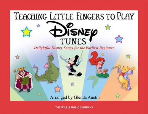 Teaching Little Fingers to Play: Disney Tunes