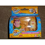 Zhu Zhu Pets Mini Furry Creatures - Jilly & Pipsqueak