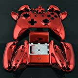 Xbox ONE Chrome Red Full Replacement Controller Shell