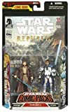 Star Wars Expanded Universe Obi Wan and ARC Trooper