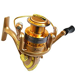 Spinning fishing reels best for surf fishing for Open reel fishing