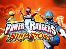 Power Rangers Ninja Storm Season 1