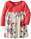 Tea Collection Baby-Girls Infant Long Sleeve Wrap Dress