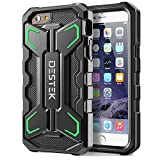 "iPhone 6 Case DESTEKâ""¢ WING Series Case for iPhone 6 4.7 inch All-around Protective Stand CaseTwo Stand Modes...-image"