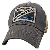 Brunton Faded BL Trucker Hat BT-H2-F-BLTRUCKER