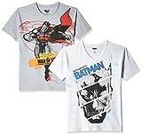 Kidsville Boys' T-Shirt (BM1KB03_Multi_13 - 14 years) Combo Tee