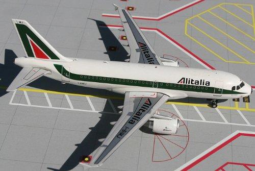 1: 200 ジェミニジェット Alitalia エアバス 319 Old Colors (並行輸入)