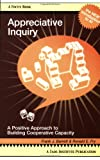 Appreciative Inquiry: A Positive Approach to Building Cooperative Capacity (Focus Book Series)