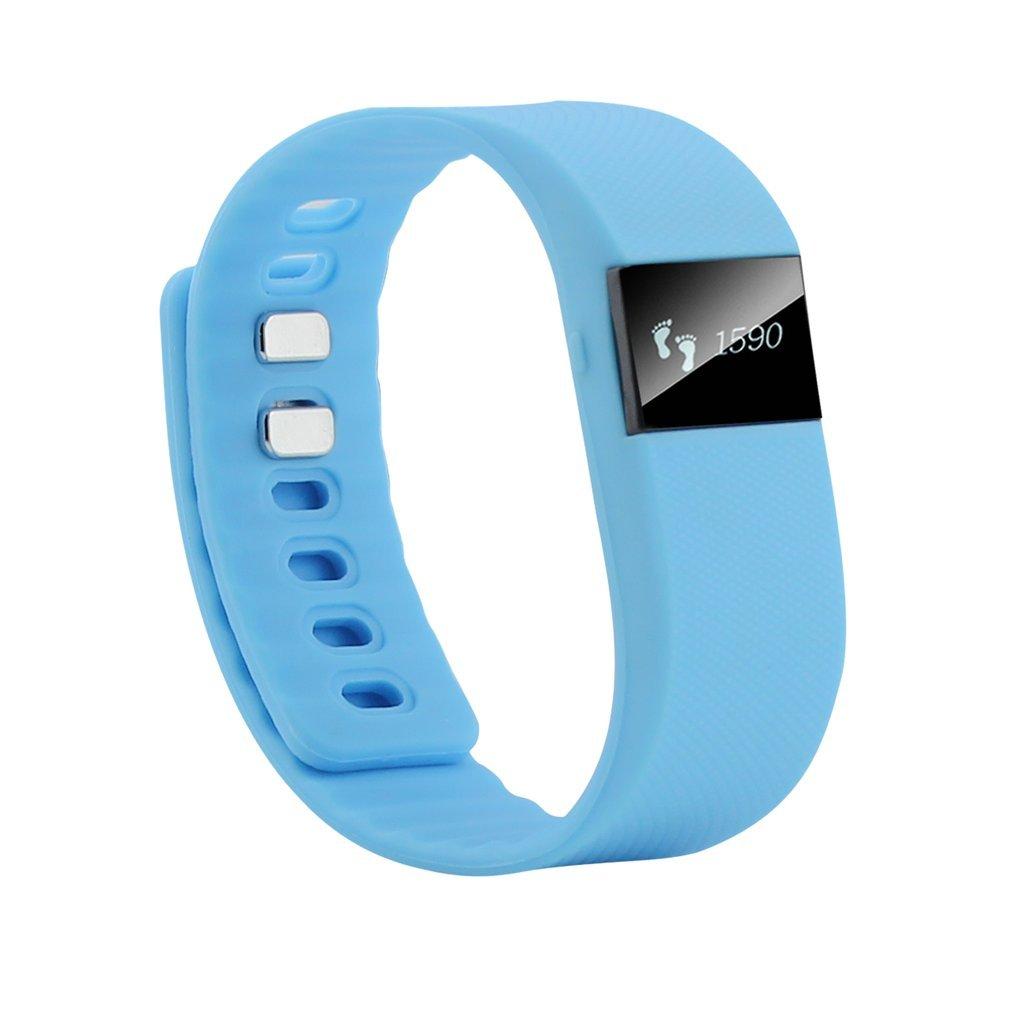 DIZA100 DW64 Wireless Activity and Sleep Pedometer Smart Fitness Tracker Wristband
