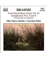 Four Hand Piano Music 15