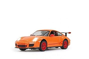 Jamara - 404312 - Maquette - Voiture - Porsche Gt3 Rs - Orange - 3 Pièces