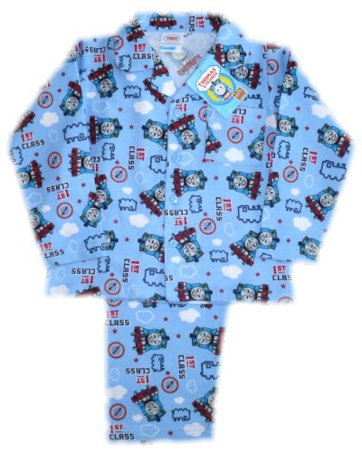 Thomas The Tank Engine Wincey Pyjamas 18-24 Months aw10