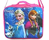 Disney Frozen Lunch Tote / Lunch Bag / Lunch box featuring Elsa, Anna, and Olaf