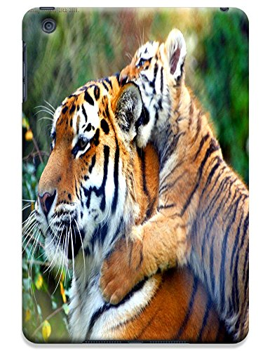 Tiger Case Cover Hard Back Cases Beautiful Nice Cute Animal Hot Selling Cell Phone Cases For Apple Accessories Ipad Mini # 24