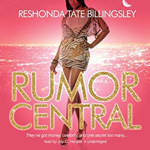 Rumor Central Audiobook