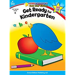 Get Ready for Kindergarten: Gold Star Edition (Home Workbooks)
