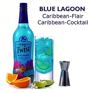 blue lagoon drink how to make