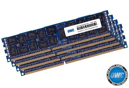 OWC 128 GB (3X 32GB) PC3-10600 1333MHz DDR3 ECC-R SDRAM Memory Upgrade Kit for 2013 Mac Pro (Color: (4 x 32GB), Tamaño: 128 GB)
