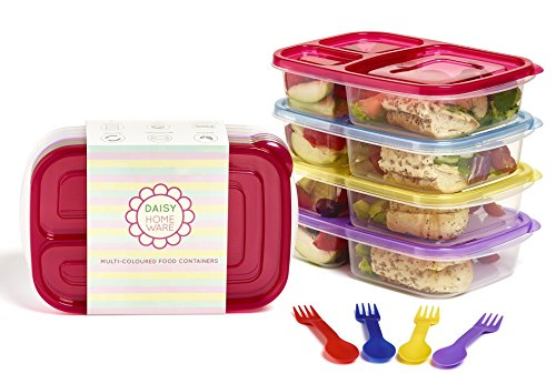 4-pack-premium-multi-coloured-eco-friendly-3-compartment-bento-lunch-box-containers-with-matching-co