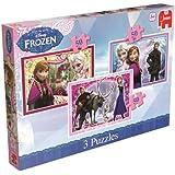 Disney's Gelés - 3x50pc Puzzles