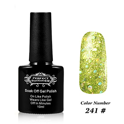 Perfect-Summer-Salon-Nails-Art-Decoration-Gift-10ml-Gel-Nails-Polish-UV-Led-Light-Soak-Off-Creative-French-Manicure-Nails-Lacquers-for-Girls
