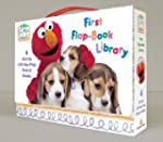 Elmo's World: First Flap-Book Library...