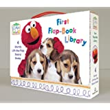 Elmo's World First Flap-Book Library ~ Random House