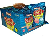 Charms Fluffy Stuff Cotton Candy 1 Ounce Bags (Pack of 12)