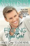 img - for Finding the Right Girl: (A Nice GUY to Love spin-off) book / textbook / text book
