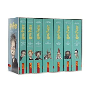 Harry Potter Bücher Box