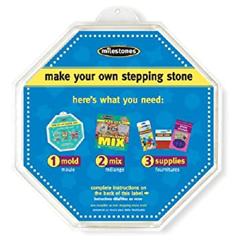 Set A Shopping Price Drop Alert For Midwest Products Large Octagon Stepping Stone Mold, 12-Inch