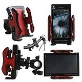 自転車用モバイルホルダー スマートフォンホルダー is04 iPhone T-01C Bikeホルダー 【RD-Bike】