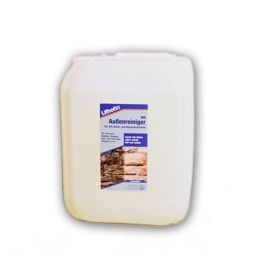LITHOFIN MN Außenreiniger für Steinflächen 10 Liter  BaumarktKundenbewertungen