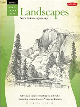 Drawing landscapes with william f powell learn to paint for Learning to paint and draw