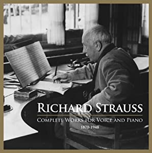 Complete Works for Voice and Piano