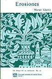 Erosiones (Coleccion La Abeja en la colmena) (Spanish Edition) (9685140243) by Glantz, Margo