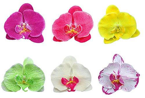 boolavardr-tm-dellorchidea-dei-capelli-clip-del-fiore-nuziale-hawaii-party-girl-giallo