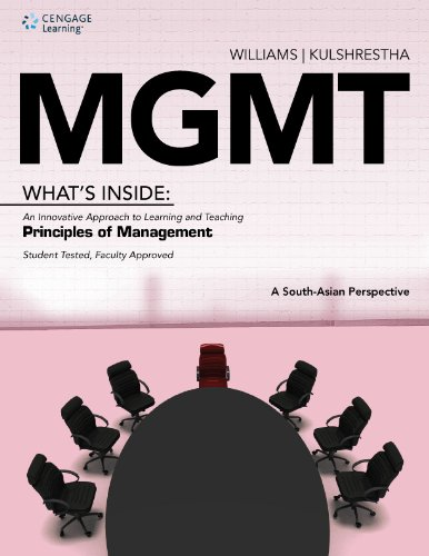MGMT 3 (with Review Cards and Management CourseMate with...