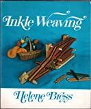 Inkle Weaving (0684167328) by Bress, Helene