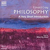 Philosophy: A Very Short Introduction | [Edward Craig]