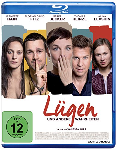 Lügen und andere Wahrheiten [Blu-ray]