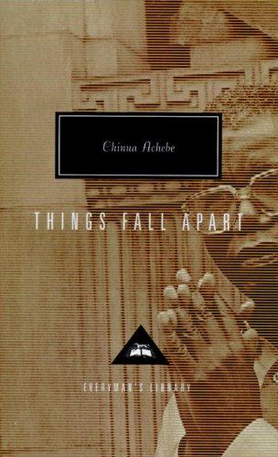 Things Fall Apart (Everyman's Library)