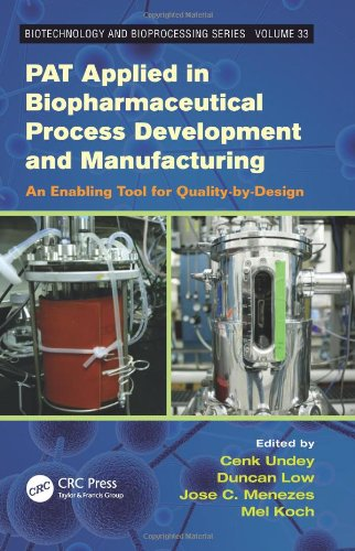 PAT Applied in Biopharmaceutical Process Development And Manufacturing: An Enabling Tool for Quality-by-Design (Biotechnology and Bioprocessing)